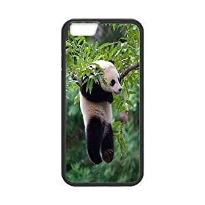 Case Cover For SamSung Galaxy Note 4 Panda Hanging with Relax Hard Case Cover For SamSung Galaxy Note 4 (Black)