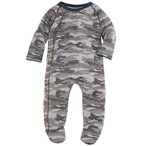 Mud Pie Camo Sleeper, 0-3 - Camouflage Sleeper
