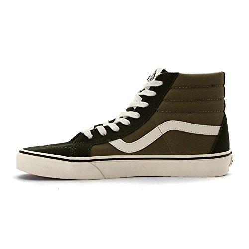 Vans Sk8 Hi Reissue chaussures 9,5 duffel bag/olive