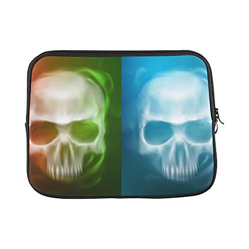 Design Custom Transparent Skull Ghost On Sleeve Soft