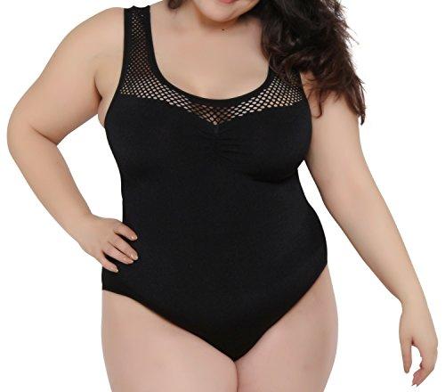 Smart Fit Me Women's Sleeveless Casual Bodysuit...