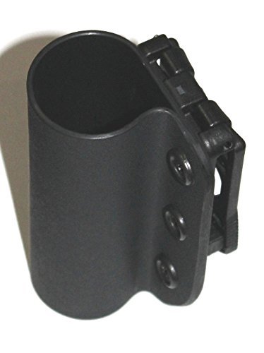 Custom Thermoform Design Police Duty OC Pepper Spray Holster/Pouch MK-4 (Hard Plastic, Durable)