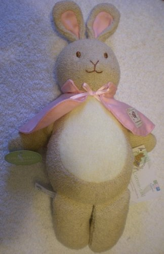 [Naturally Better Organic Cotton Tail Bunny From Peter Rabbit] (Peter Cotton Tail)