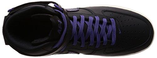 Basketball LV8 Men's Court High NIKE 1 '07 Black Sail Purple Air Force Shoe Z0w6qdYa