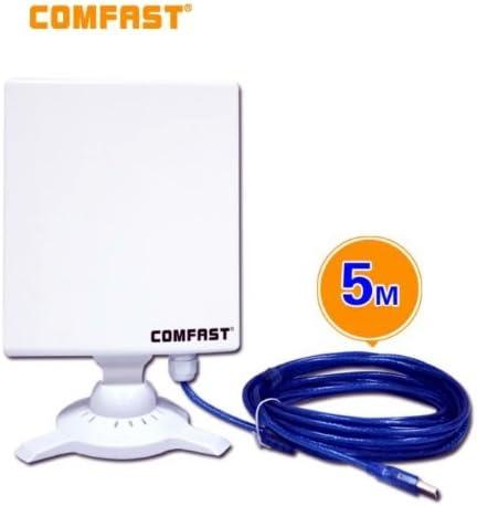 ANTENA WIFI N 2W 14dBi PANEL DIRECCIONAL COMFAST CF-7214N ...