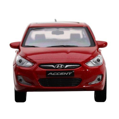 [Hyundai Toys Collation] Mini Car 1:38 Scale Unique ... |Diecast Hyundai Accent