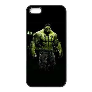 iPhone 5 5s Cell Phone Case Black Hulk qzfm