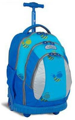 17 in. Kid's Ergonomic Rolling Backpack