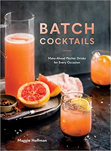 Amazon Fr Batch Cocktails Make Ahead Pitcher Drinks For