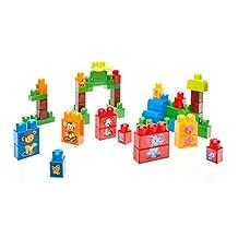 Mega Bloks Animal Families Building Set
