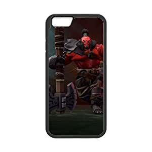 iPhone 6 Plus 5.5 Inch Cell Phone Case Black Defense Of The Ancients Dota 2 AXE 001 KWL0538751