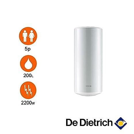 De Dietrich - Calentador de agua de pared, 200 l