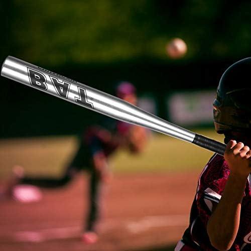 "25/"" Aluminum Alloy Baseball Bat Stick Softball Bat Tee Ball Bat for Youth Kids"