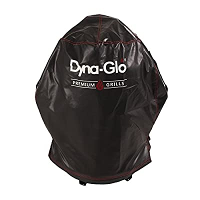Dyna-Glo DG376CSC Compact Charcoal Smoker Cover Grill from Dyna-Glo