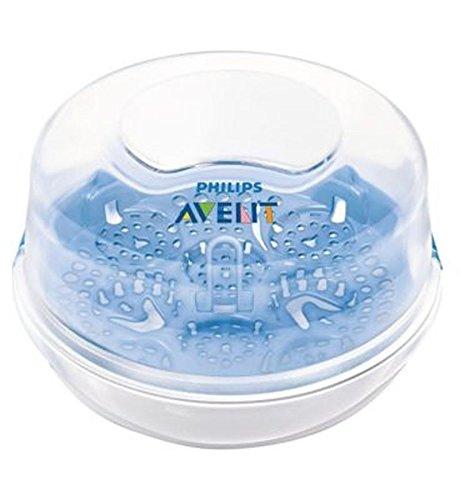 Philips Avent Microwave Steam Steriliser - Pack of 6