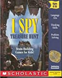 I Spy Treasure Hunt, Scholastic, Inc. Staff, 0439343968