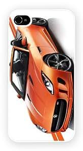 Jaguar FType Orange iPhone 5 / 5s Funda Para Móvil Case Cover