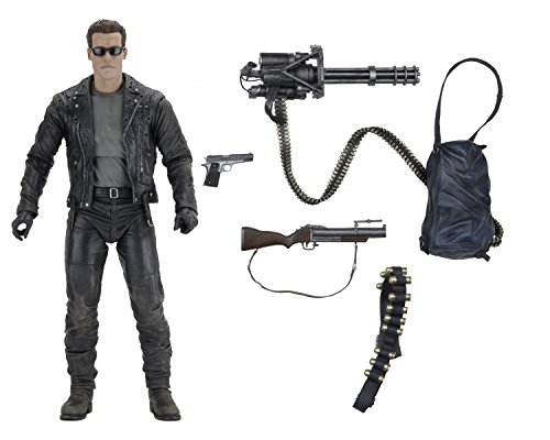 NECA - Terminator 2 - 1/4 Scale Action Figure - T-800