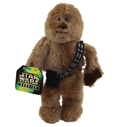 Star Wars Chewbacca with Belt Plush By Kenner -