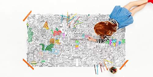 6.1 ounces Pirasta-Coloring Sheets 1 Unit-1# of items Let/'s Color America