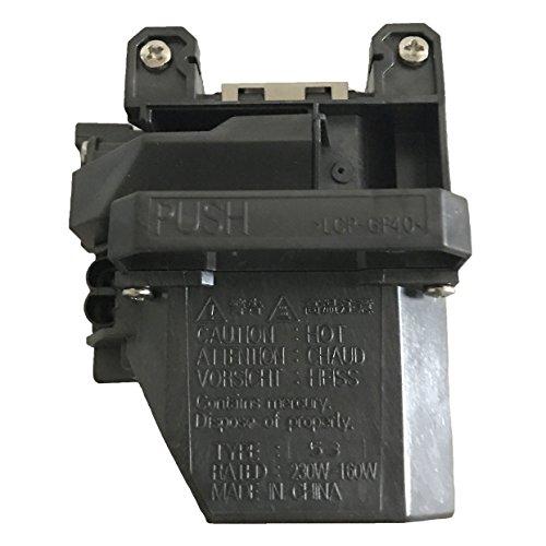 Litance Projector Lamp Replacement for Epson ELPLP53/ V13H010L53, PowerLite 1830, PowerLite 1915, PowerLite 1925W, VS400, EB-1925W, EB-1920W, EB-1910, EB-1830, EB-1900 by Litance (Image #4)
