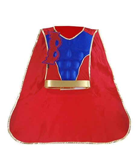 [Great Pretenders Super-Fly Muscle Guy, Medium] (Kids Fly Costumes)