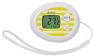 DRETEC infrared thermometer white O-603WT