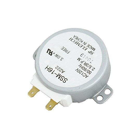 Inc Sharp RMOTDA314WRZZ Microwave Turntable Motor Genuine Original Equipment Manufacturer (OEM) part by Sharp