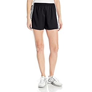 adidas Women's Soccer Condivo 16 Shorts, Black/White, Medium