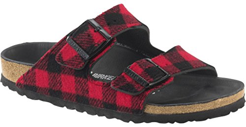 Birkenstock Women's Arizona Buffalo Plaid Sandal
