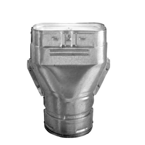 Round-to-Oval Adapter - 4GWARO (Oval Gas Vent)