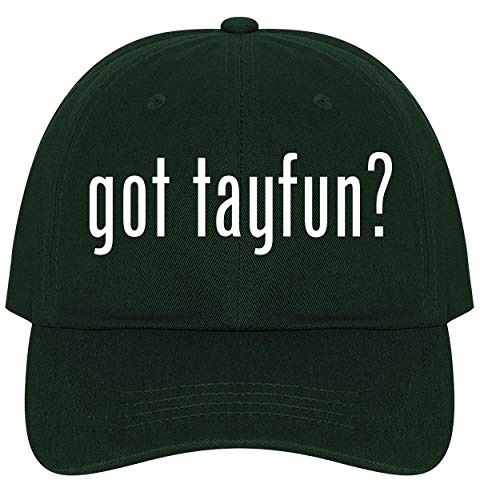 The Town Butler got Tayfun? - A Nice Comfortable Adjustable Dad Hat Cap, Forest