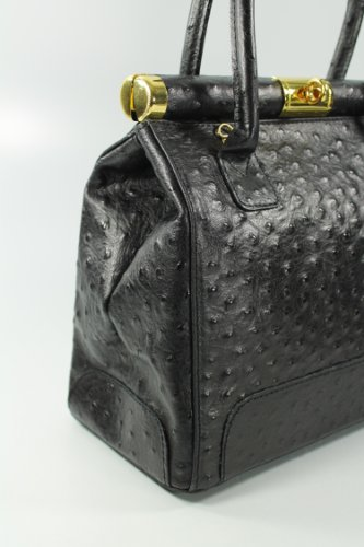 Belli, Borsa a mano donna Nero nero 29x24x16 cm (B x H x T)