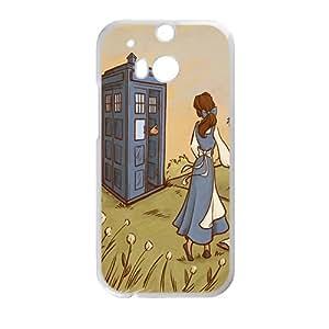 Cartoon White HTC M8 case