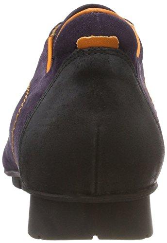 Ametista Derby 31 Morado de Zapatos Kombi 383073 Menscha Mujer Think Cordones para qnzwvXtn8x