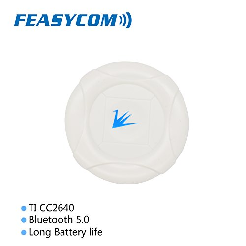 Feasycom Long range 500m programmable & battery powered BLE bluetooth 5.0 ibeacon eddystone beacon, Android beacon technology for Android and iOS by Feasycom (Image #1)