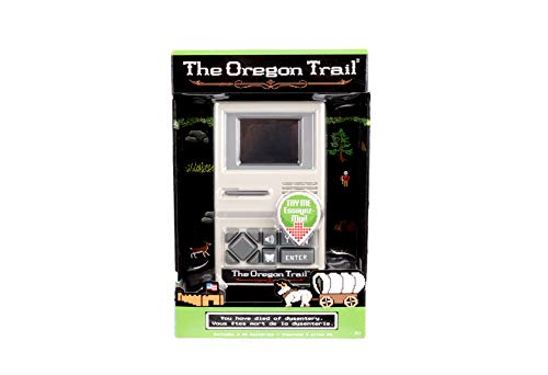 The Oregon Trail Handheld Game ()