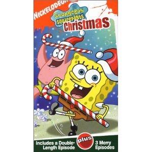 Spongebob Squarepants: Christmas [VHS] (Christmas Neutron Jimmy A)