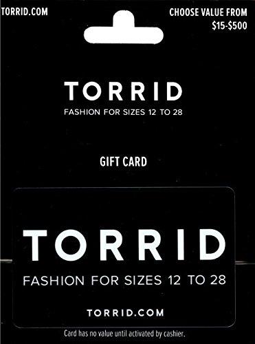 Amazon.com: Torrid Gift Card $25: Gift Cards