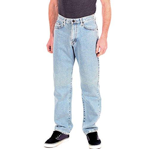 Edwin - Jeans - Homme Bleu Hard Stone Wash