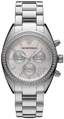 Armani Sportivo Chronograph Women's watch #AR5959