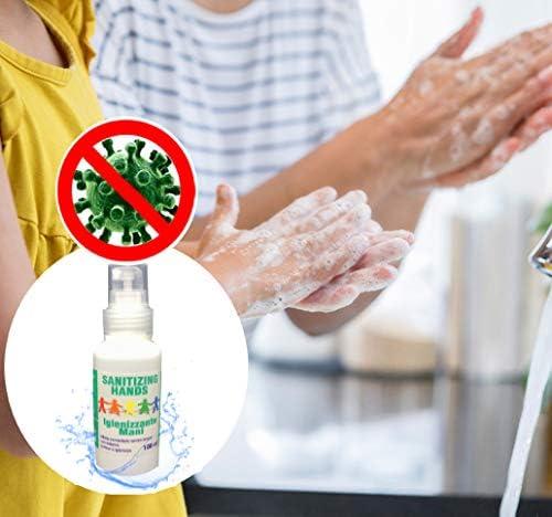 Spray limpiador a base de alcohol (62%) – 1 unidad de 100 ml ...