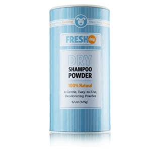 Pet Shampoos : Amazon.com: Fresh Dog Dry Shampoo Powder