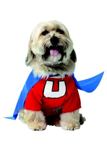 Rasta Imposta Under Dog Costume, (Underdog Cape)