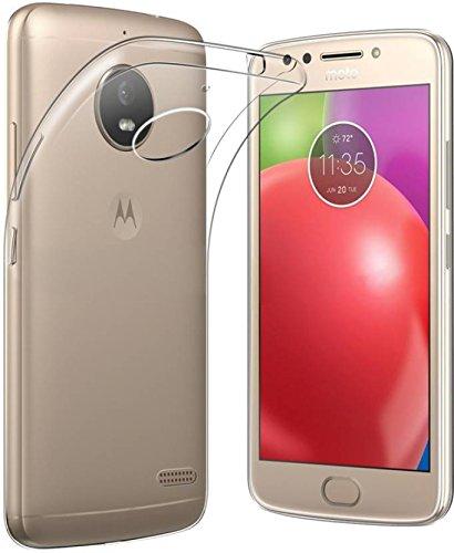 S Hardline Exclusive Premium Transparent Back Cover for Motorola Moto E4 Plus