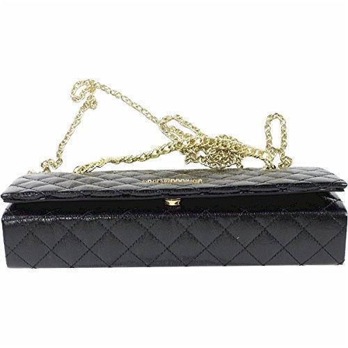 LOVE Moschino Women's Evening Bag Black Handbag by Love Moschino (Image #3)'
