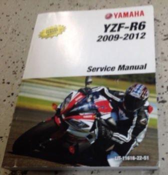yamaha r6 service manual - 9