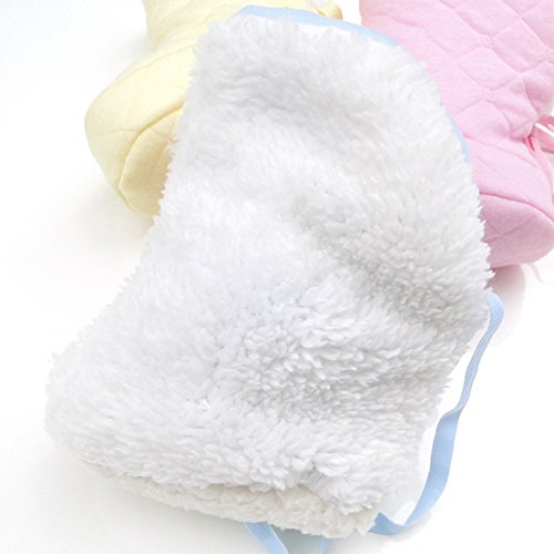 Just Easy Baby Guantes erstling Baby Lamb Guantes Invierno para 0 –