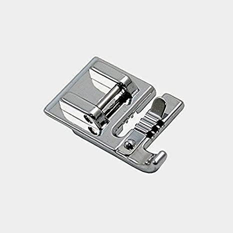 La Canilla ® - Prensatelas de Cordoncillo Universal para Máquinas de Coser (Snap-On