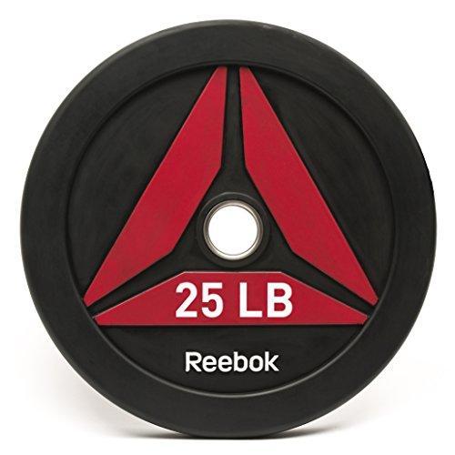 Reebok Bumper Plate - 25lb